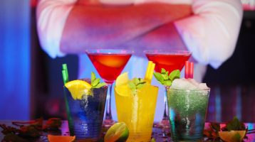 40th party drink tips