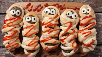 Halloween Appetizers and Party Ideas