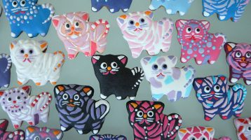 Kitty Cookies Birthday Gifts for Kids